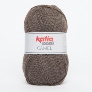 Katia Camel Socks kameli-villasukkalanka superwash