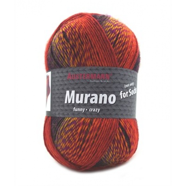 Austermann Murano for socks sukkalanka